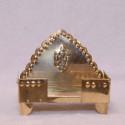 Brass Shingasan Small