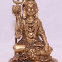 Brass Shiv Ji Small