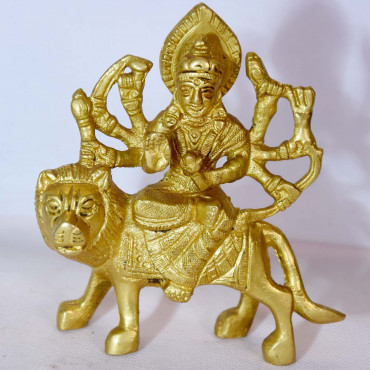 Medium Durga ji