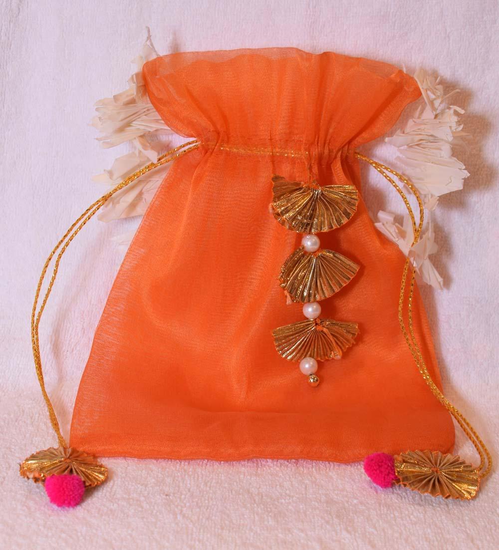 Ethnic Potli Bag