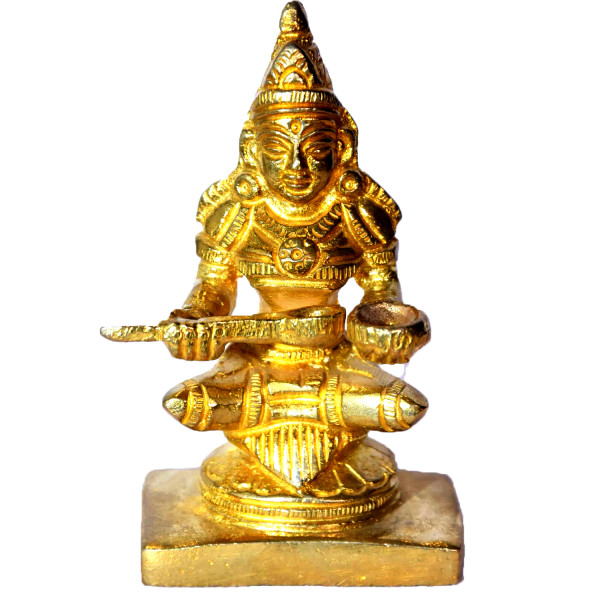 Brass Annapurna Idol