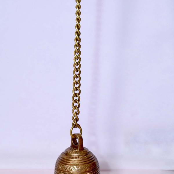 Brass Bell Small