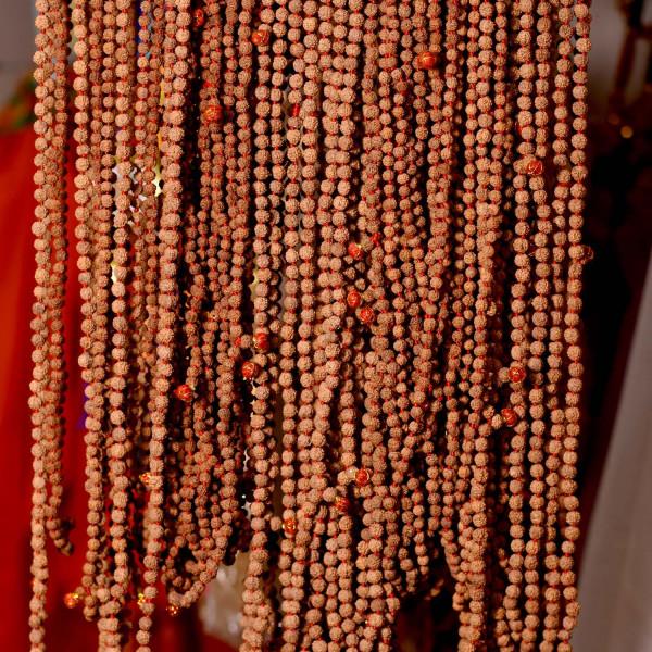 Rudraksha Mala Seed 6 MM