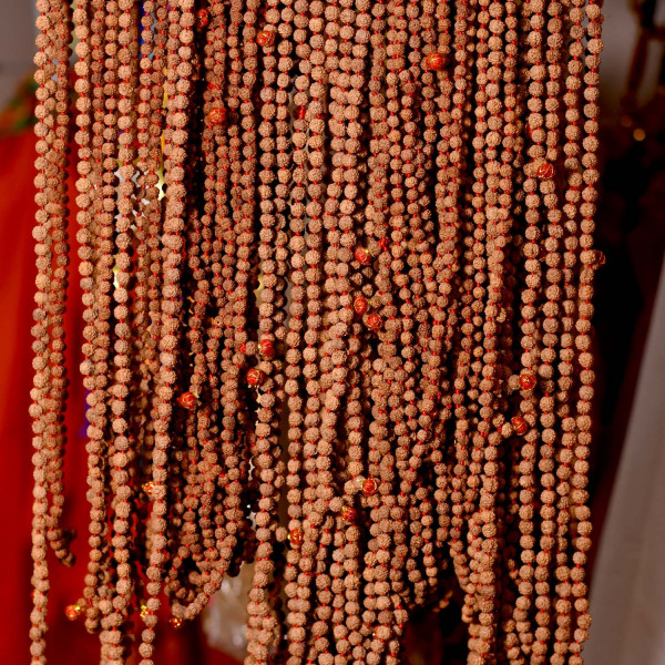 Rudraksha Mala Normal 11 MM